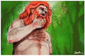A lenda do Barba Ruiva