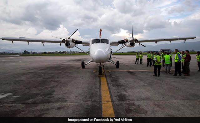Plane With 21 Passengers Skids Off Runway At Kathmandu Airport, 5 Hurt