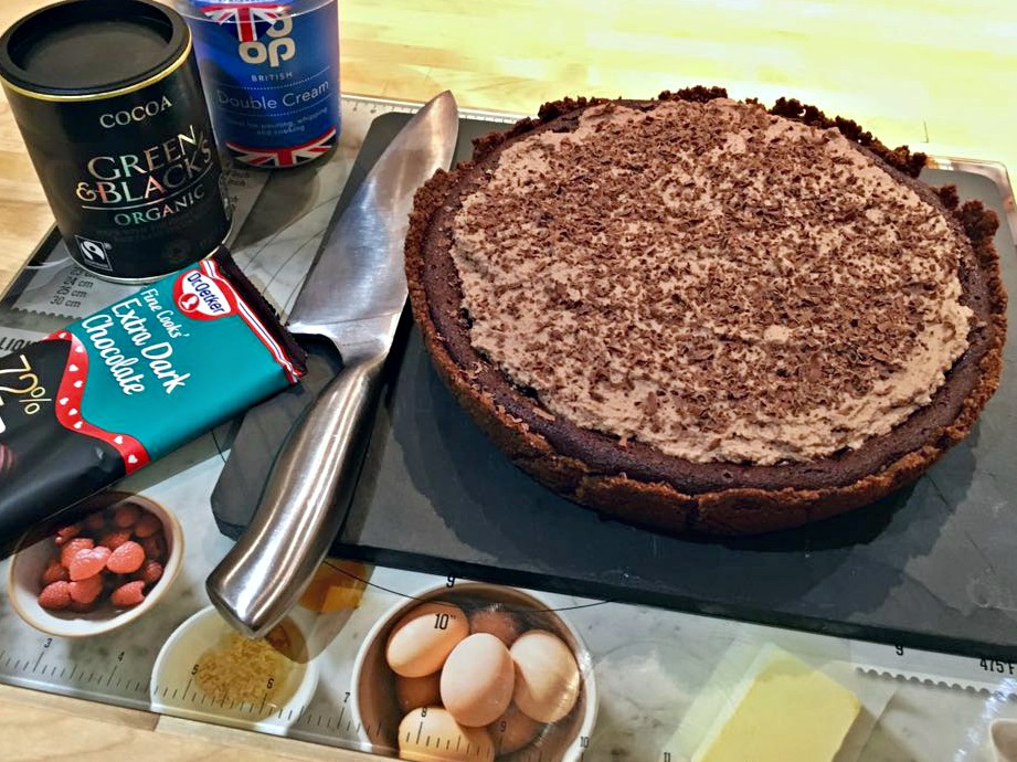 Mississippi mud pie recipe seek my scribbles the ingredients we used below but for the method please head on over to the good food channel website as i dont like to pinch other peoples recipes forumfinder Image collections