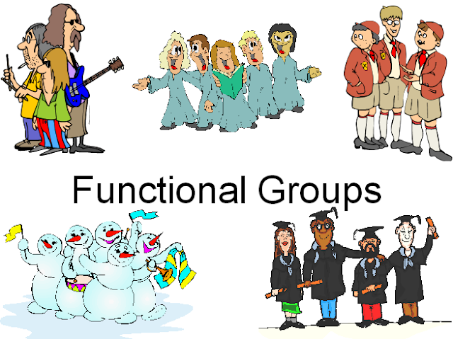 Functional Groups and its example ,science for class10,