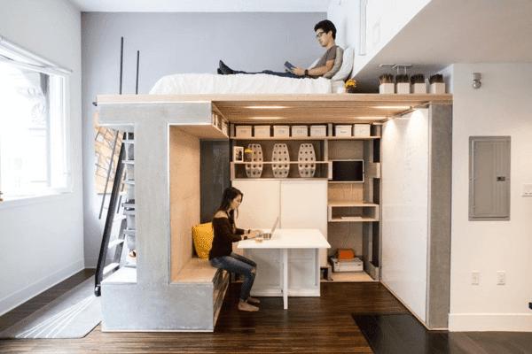 7 Tips Dekorasi Rumah Kecil Unik Sederhana Dan Murah Pada R Tidur