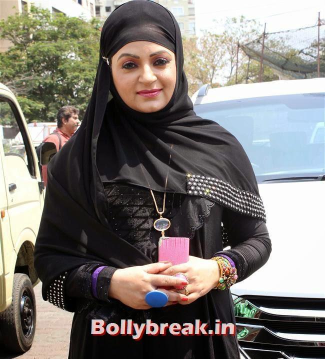 Upasana Singh, Pics of Priti Sharma in Hume Toh Loot Liya Film Shoot