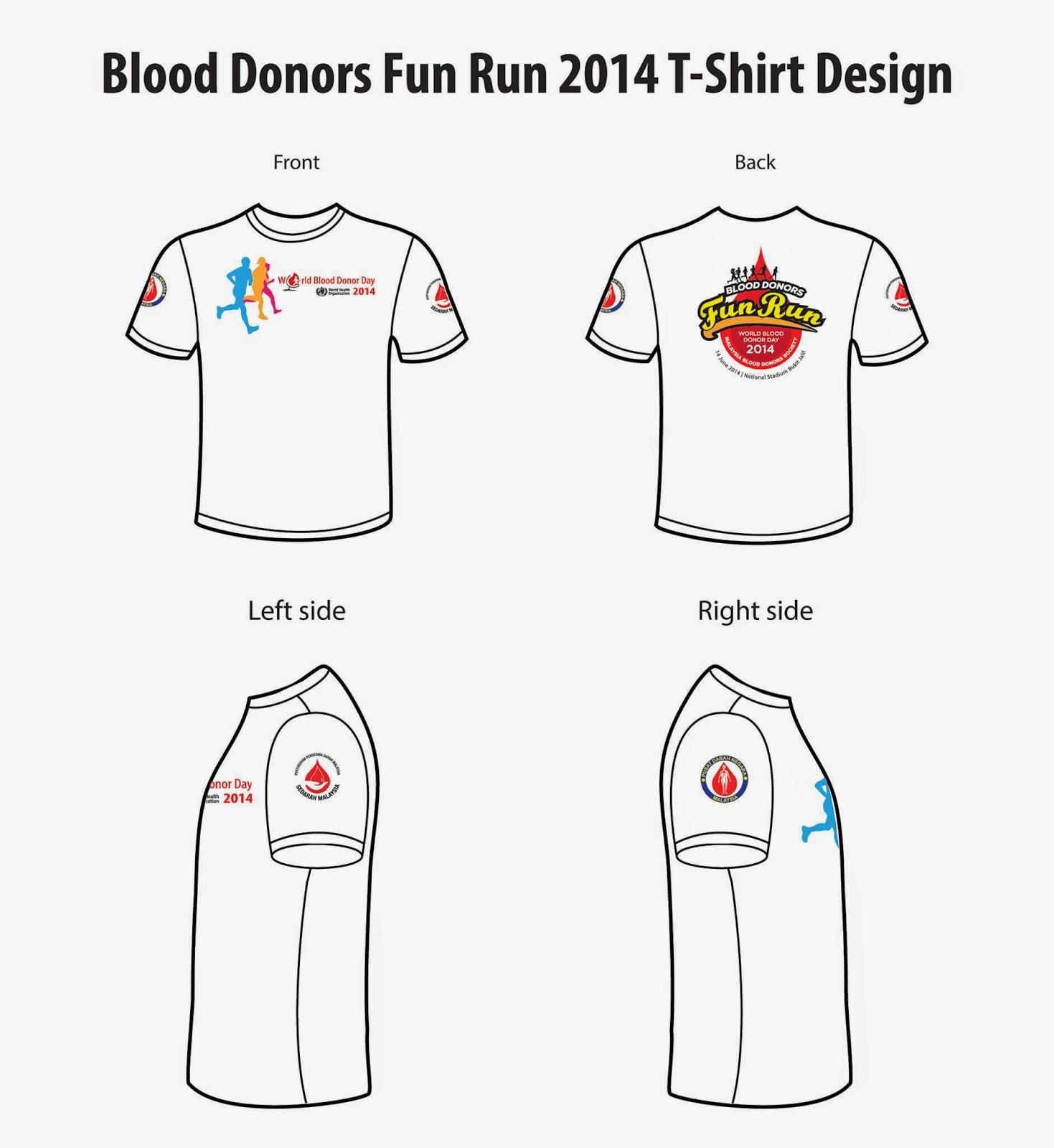 Fat Old Man Running: Blood Donors Fun Run 2014