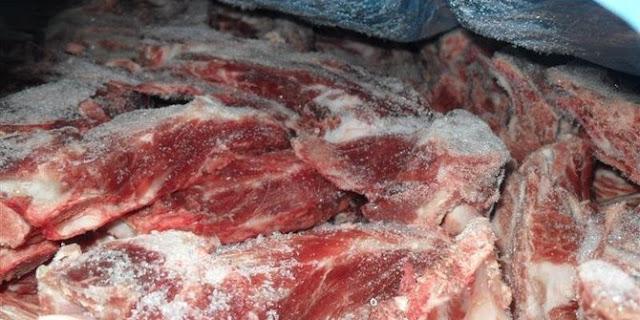 Pelemahan Rupiah bikin harga daging beku melejit hingga Rp 100.000 per Kg