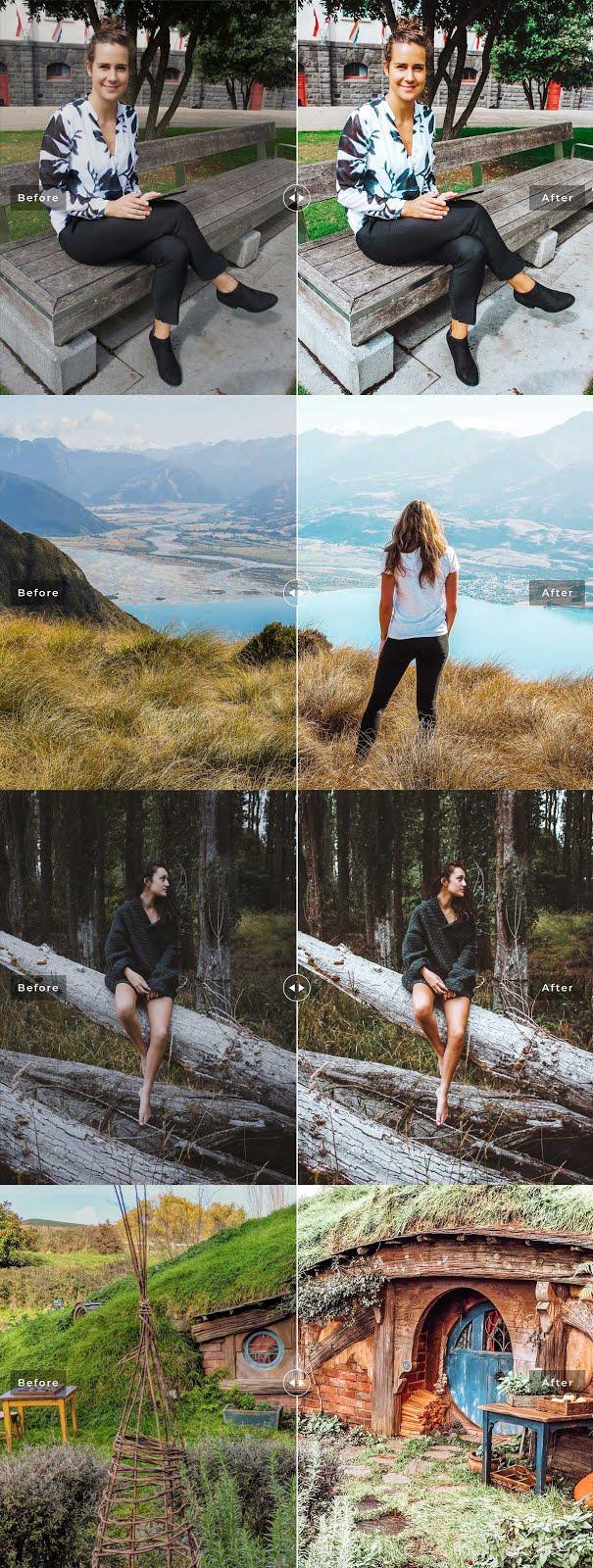 Rotorua Mobile %2526 Desktop Lightroom Presets 5228125 Free Download