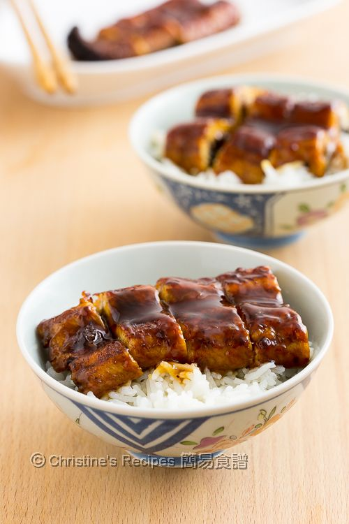 Unagi Don_Eel Rice Bowl01