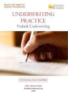 Terjemahan 107 - Praktek Underwriting, Tahun 2018