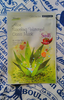 Aloe Soothing Waterful Oasis Mask Review, Price, Availability