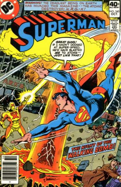 Superman Comic Book Cover Art : Bloody pit of rod superman comic book covers my youth