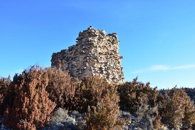 El torreón árabe de la Laguna del Marquesado. Autor: Miguel Alejandro Castillo Moya