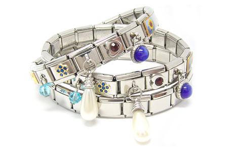 Italian Charm Bracelet Charms