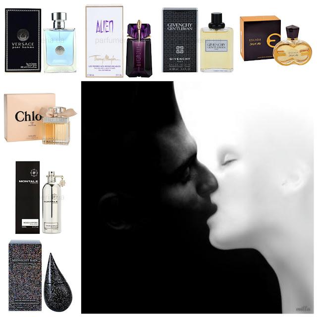 Бегущей строкой: Подбор подарков в интернет-магазине Parfumeria.ua. Парфюмерия для Него и для Нее.