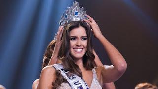 Paulina Vega, ganadora del Miss Universo 2015