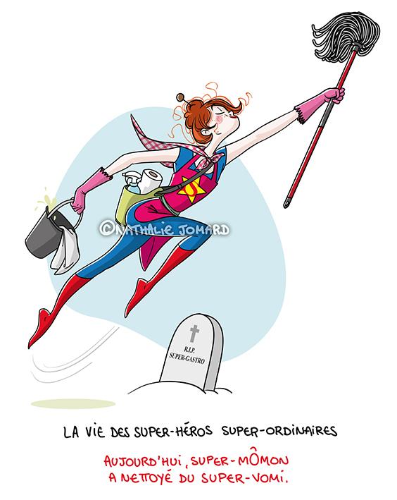 Très Petit précis de Grumeautique - Blog illustré: La vie des super  TU67