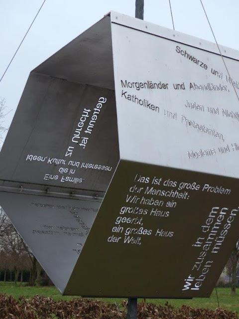 Lippepark Hamm Barfußpfad Ruhrgebiet Ausflug Hunderunde