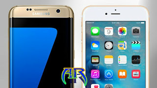 iphone7vsgaalxys7edge-1 Apple iPhone 7 vs Samsung Galaxy S7 Edge: Clash of the Titans Root
