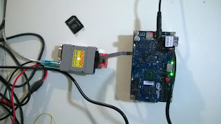 Intel Galileo with OLIMEX JTAG