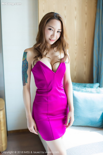 Hot girls Sexy Chinese porn model Vissa 3