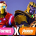 NEW FORTNITE CROSSOVER AVENGERS ENDGAME COLLABORATION