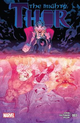 Thor #2 Panini Capa