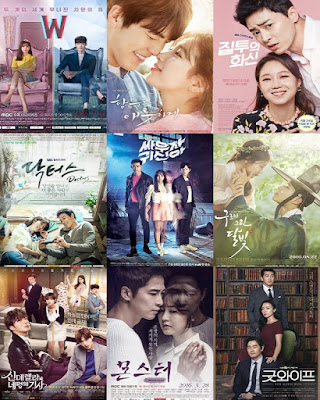 Drama Korea, Pekan 22-28 Agustus 2016
