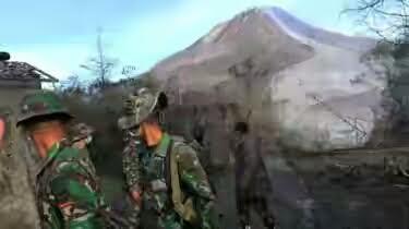 Seven Dead As Volcano Erupts In Indonesia