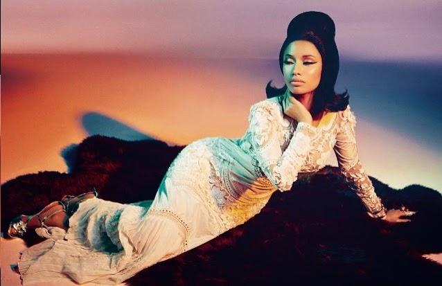 A rapper Nicki Minaj é a estrela do novo catálogo da grife italiana Roberto  Cavalli. Ela já realizou a sessão de fotos, com os itens da coleção ... 8090b05c91