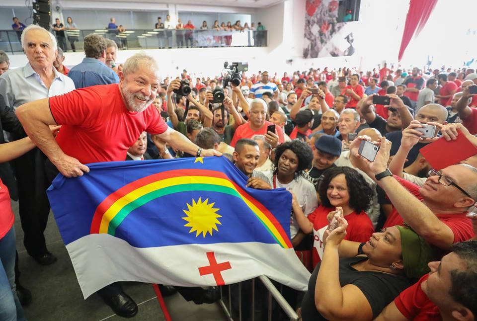 Image result for Lula  em Pernambuco