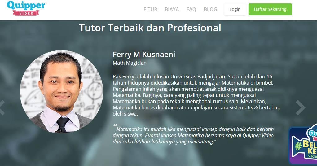 Nama nama tutor quipper video stopboris Image collections