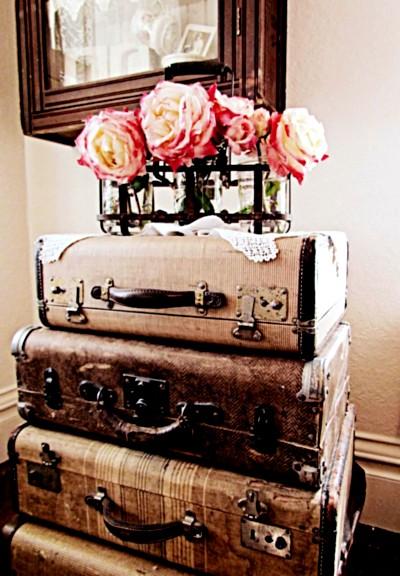 Υπέροχες ιδέες vintage διακόσμησης κρεβατοκάμαρας