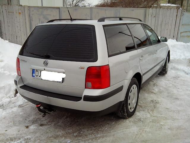 Vand VW Passat inscris Ro