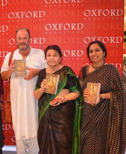William Dalrymple, Zakia Zaheer and Vidya Shah