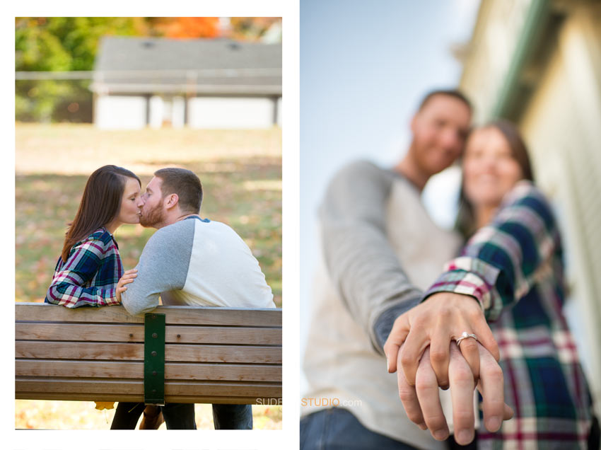 Dexter Farms Engagement Session - Sudeep Studio.com