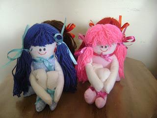 fotos+065 - Bonecas pernudinhas em tecido