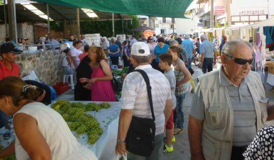 Θεσπρωτία: Τι προσφέρουν οι τρεις λαϊκές αγορές της Θεσπρωτίας..