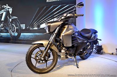 Suzuki Intruder 150 membawa gen Inturder 1800