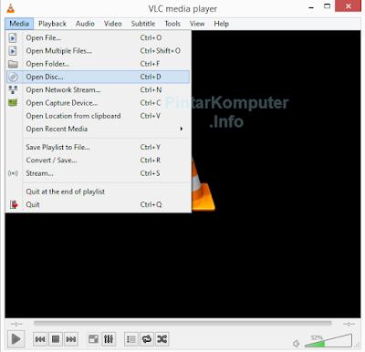Cara Memutar DVD di Windows 8