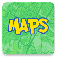 Download Maps for Pokemon Go Versi 1.0.5 Apk for Android