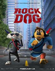 pelicula Rock Dog (2016)