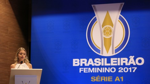 Sorteio do Brasileirão foi realizado nesta segunda-feira (Foto: Divulgação/CBF)