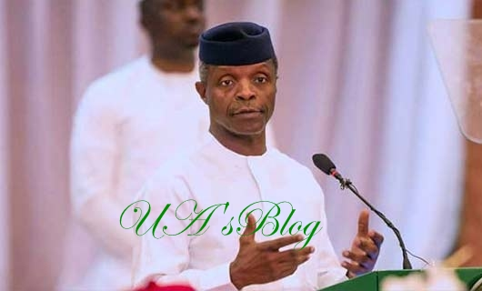 Islamization Of Nigeria: I Will Resign If…Osinbajo