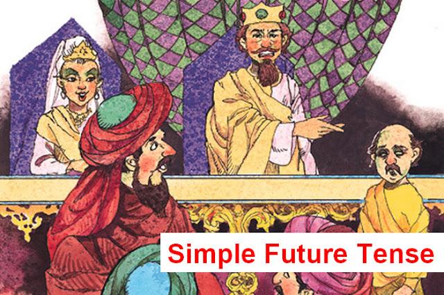 Pengertian Simple Future Tense Beserta Contoh Dan Terjemahannya