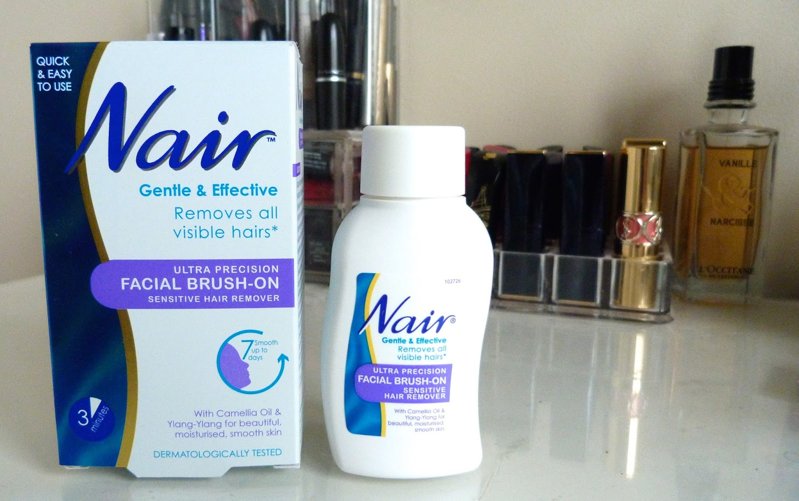 My Experience With Nair Removal Cream Chemical Burn Makeup