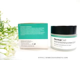 Review DermaCell® Collagen Cream