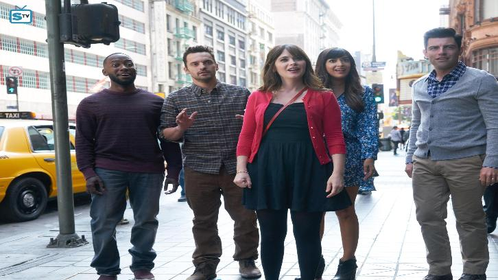 New Girl - Episode 6.04 - Homecoming - Promotional Photos & Press Release