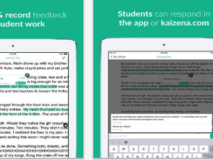 This Is How to Use Kaizena to Provide Students with Audio Feedback