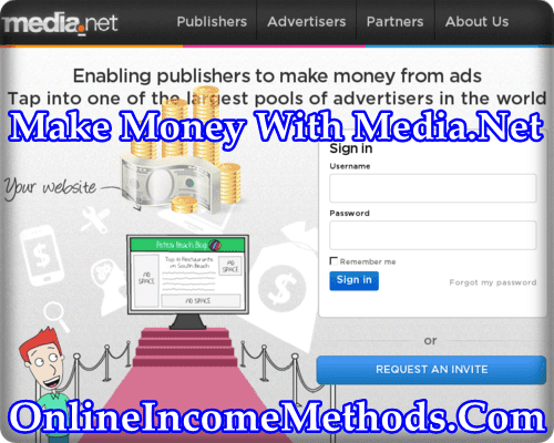 How To Make Money Online With Media.Net on Blogs & Websites