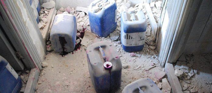 Ρωσικό ΥΠΕΞ: Όλα έτοιμα για την επίθεση με χημικά από Ισλαμιστές αντάρτες στην Ιντλίμπ