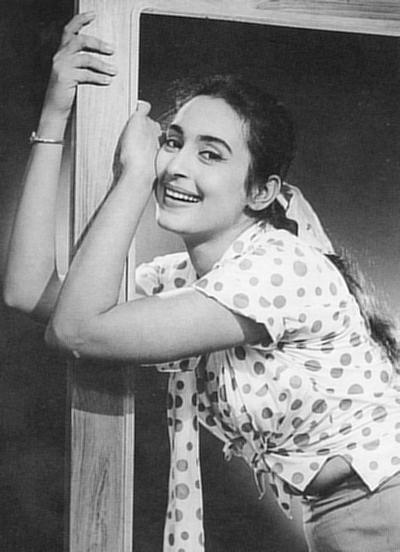 Hindi Movie Actress Nutan