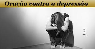 Oração para a depressão